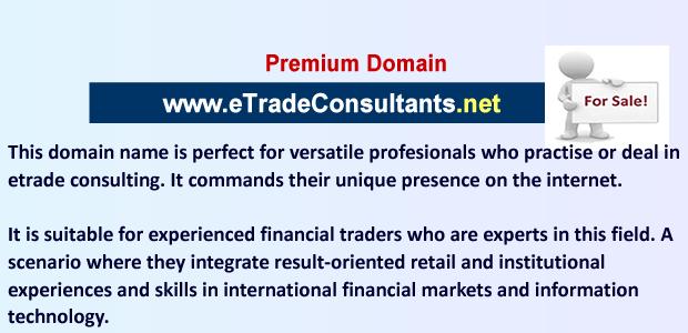 e trade consultants net
