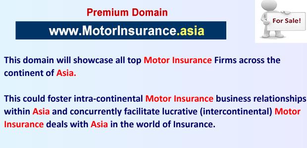 motor insurance asia