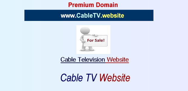cable tv website