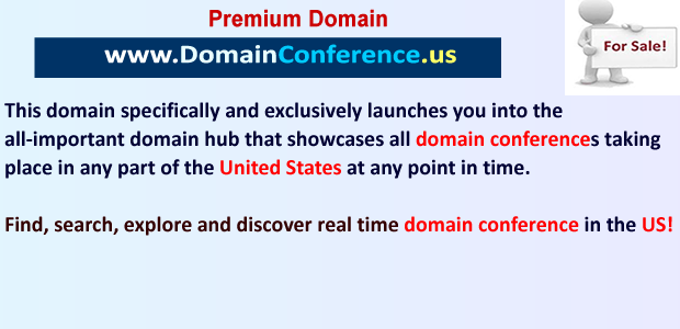 domain conference us