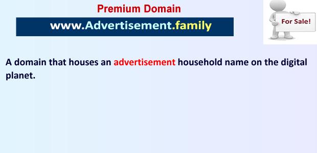 advertisemen family