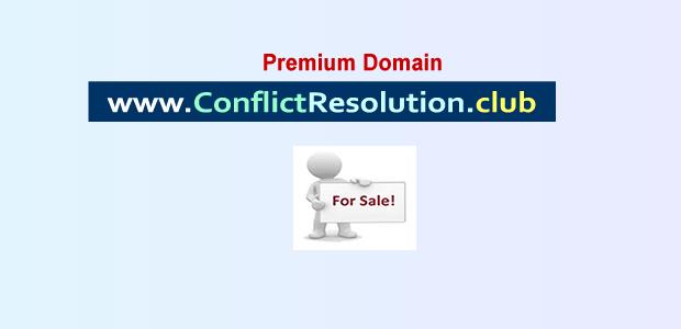 conflictresolution club