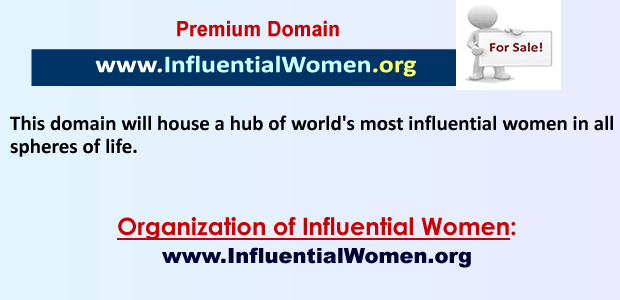 influential women org