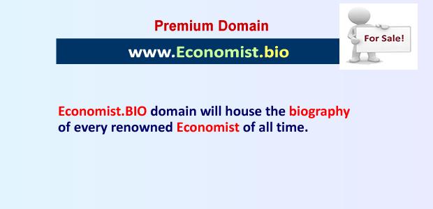 economist bio
